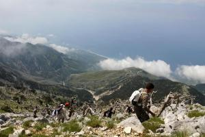Camping And Hiking Tour